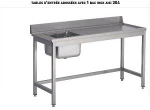 table inox10