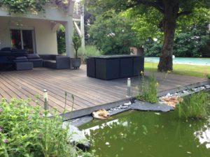 Terrasse bois IP